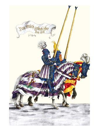 h-burkmair-german-knights-in-horseback-in-procession
