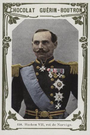 haakon-vii-roi-de-norvege
