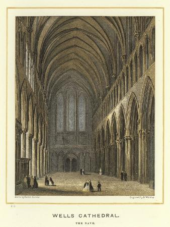 hablot-knight-browne-wells-cathedral-the-nave