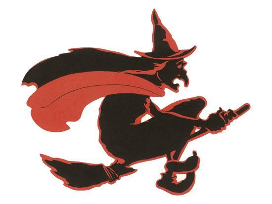 halloween-witch-silhouette