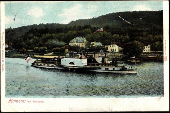 hameln-am-kluetberg-dampfer-kaiser-wilhelm-weser