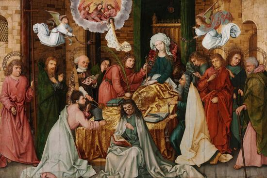 hans-holbein-the-elder-the-dormition-of-the-virgin