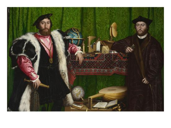 hans-holbein-the-younger-the-ambassadors
