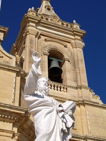 hans-peter-merten-church-at-gharb-gozo-malta-mediterranean-europe