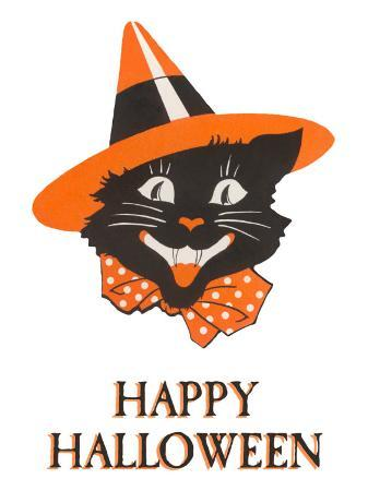 happy-halloween-black-cat-in-hat