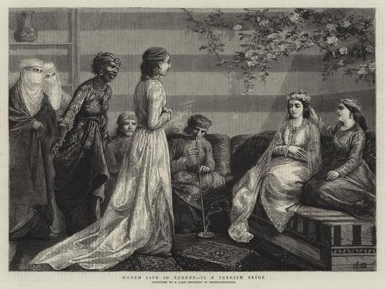 harem-life-in-turkey-ii-a-turkish-bride