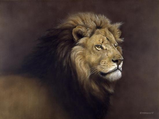 harro-maass-lion-male