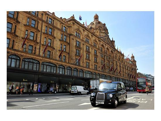 harrods-department-store-on-brompton-road-london