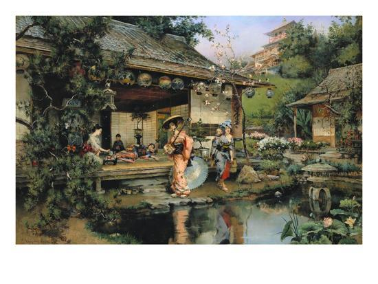 harry-humphrey-moore-the-japanese-tea-house