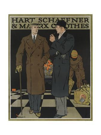 hart-schaffner-and-marx-american-clothes-advertising-poster-business-travelers