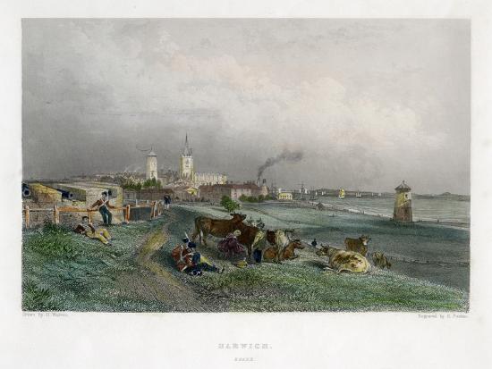 harwich-essex-19th-century