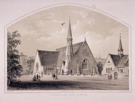 haverstock-hill-chapel-hampstead-london-c1850