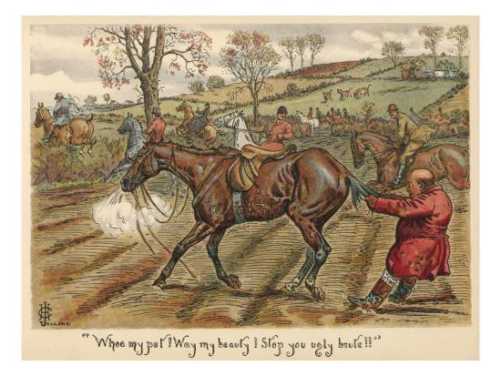 having-fallen-off-his-horse-mr-popple-grabs-it-by-the-tail-to-stop-it-from-running-away