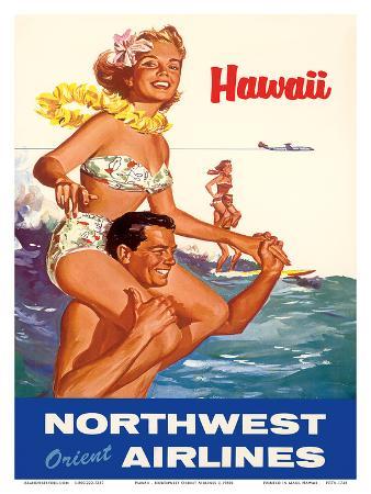 hawaii-northwest-orient-airlines