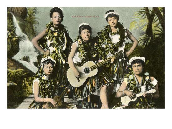 hawaiian-music-girls