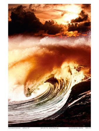 hawaiian-wave-on-fire