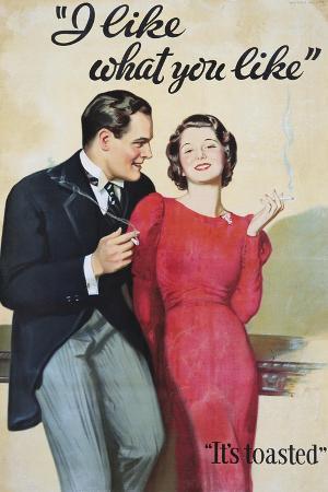 hayden-hayden-i-like-what-you-like-advertising-poster