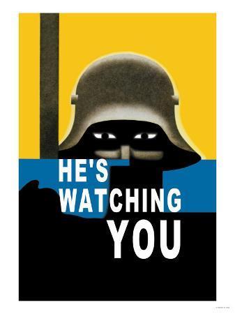 he-s-watching-you