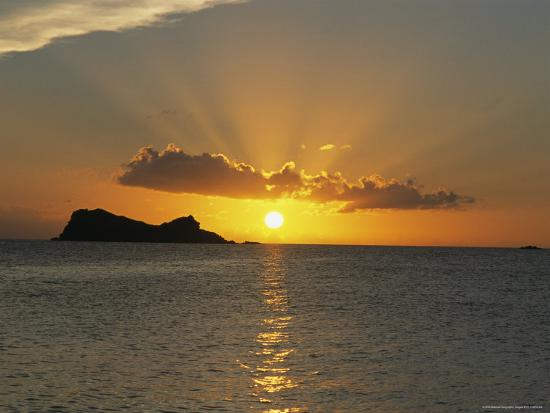 heather-perry-a-caribbean-sunset