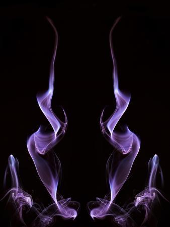 heidi-westum-purple-flames