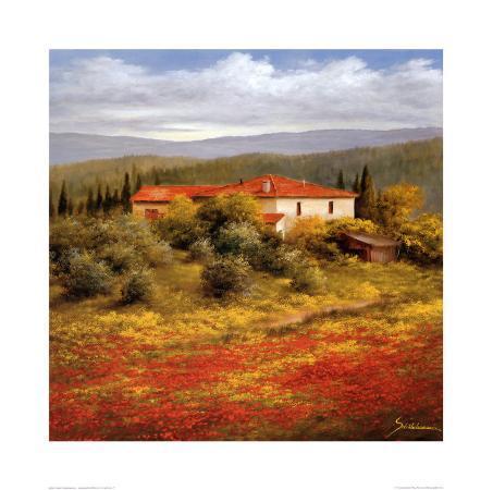 heinz-scholnhammer-landscape-with-poppies-ii