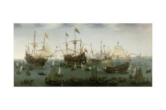 hendrick-cornelisz-vroom-the-return-to-amsterdam-of-the-second-expedition-to-the-east-indies-1599