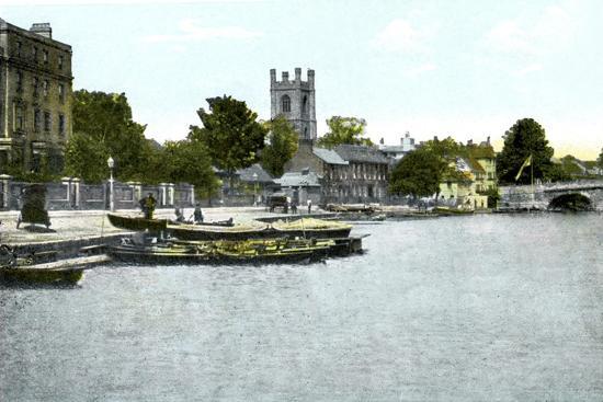henley-oxfordshire-20th-century