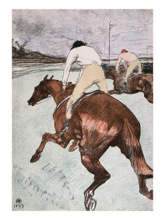 henri-de-toulouse-lautrec-le-jockey