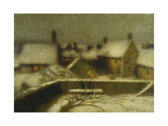 henri-eugene-augustin-le-sidaner-gerberoy-in-the-snow-gerberoy-sous-la-neige-c-1900