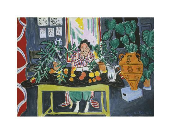 henri-matisse-interior-with-an-etruscan-vase-c-1940