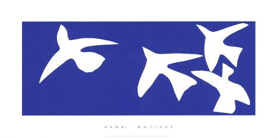 henri-matisse-les-oiseaux-1947