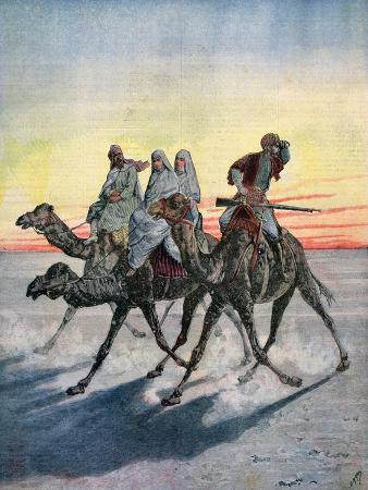 henri-meyer-escape-of-the-prisoners-of-the-mahdi-khartoum-sudan-1892