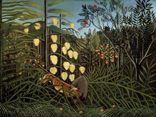 henri-rousseau-in-a-tropical-forest-struggle-between-tiger-and-bull-1908-1909