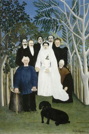 henri-rousseau-la-noce-the-wedding-party