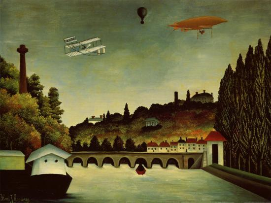 henri-rousseau-landscape-and-zeppelin