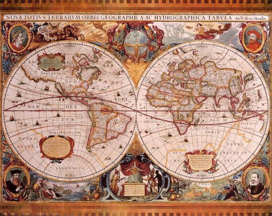 henricus-hondius-antique-map-geographica-c-1630