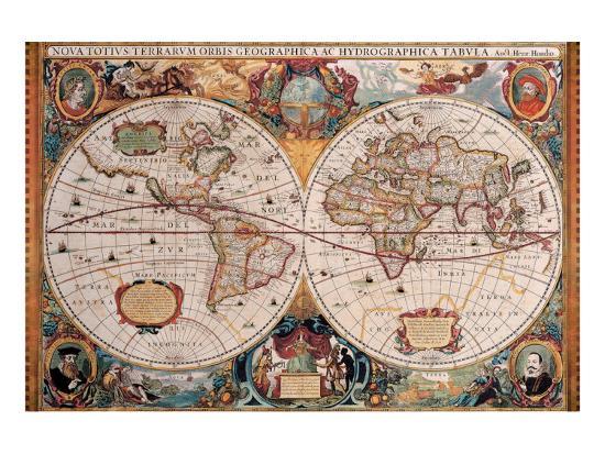 henricus-hondius-antique-map-geographica-ca-1630