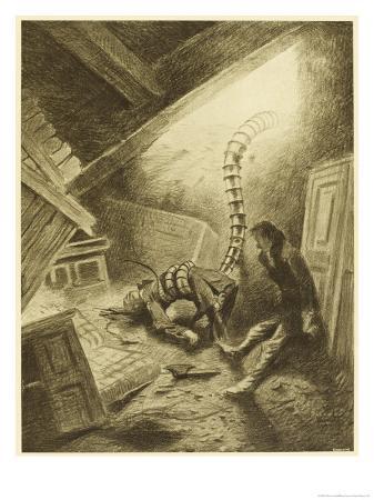 henrique-alvim-correa-the-war-of-the-worlds-a-martian-handling-machine-finds-a-victim