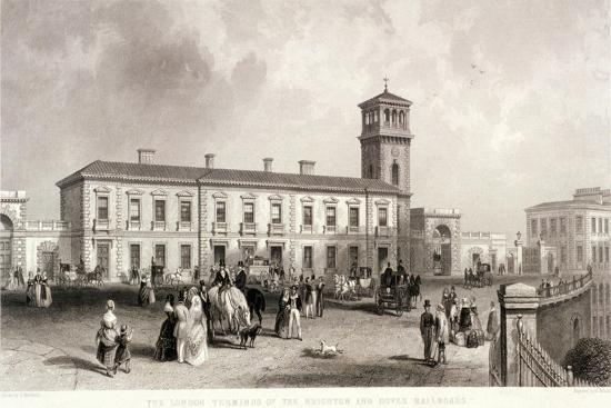 henry-adlard-london-bridge-station-bermondsey-london-1845