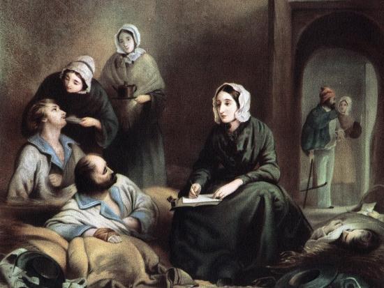 henry-barraud-florence-nightingale-british-nurse-and-hospital-reformer-at-scutari-hospital-turkey-1855