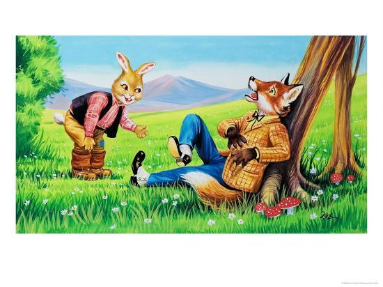 henry-charles-fox-brer-rabbit-and-brer-fox