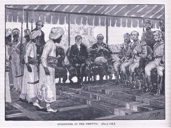 henry-marriott-paget-surrender-of-the-peishwa-ad-1818