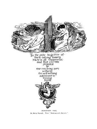 henry-ospovat-dedicatory-page-from-shakespeare-s-sonnets-1899