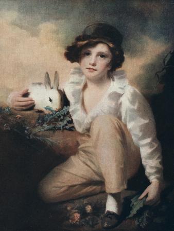 henry-raeburn-boy-with-rabbit-c1814