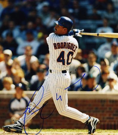 henry-rodriguez-chicago-cubs-autographed-photo-hand-signed-collectable