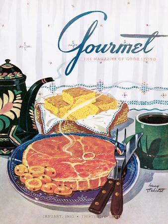 henry-stahlhut-gourmet-cover-january-1950