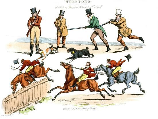 henry-thomas-alken-symptoms-of-being-amused-1822