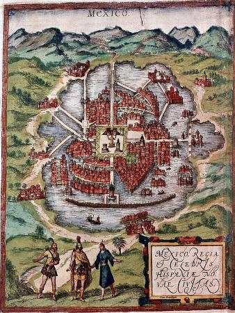 hernando-cortes-mexico-city-in-the-early-16th-century