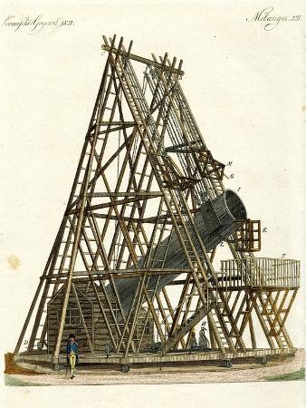 herschel-s-telescope