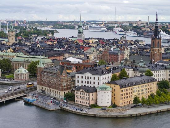 high-angle-view-of-a-city-stockholm-sweden